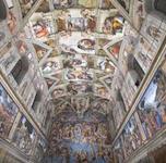 La Cappella Sistina risplende di nuova luce grazie a 7mila Led