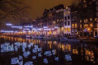Torna il Light Festival di Amsterdam